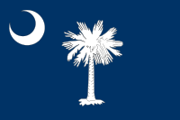 South Carolina's Palmetto Flag