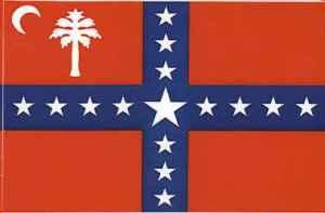 South Carolina Sovereignty Flag
