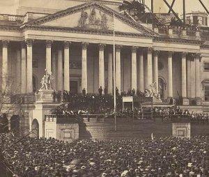 Lincoln Inauguration, March 4,1861