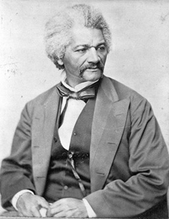 Frederick Douglass, c. 1850-1860, Library of Congress