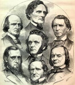 Seceding Mississippi Delegation