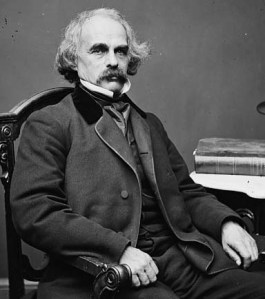 Nathaniel Hawthorne, circa 1860-1865, Brady-Handy Photograph Collection (Library of Congress)