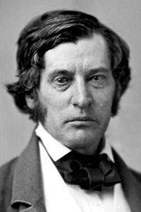 Senator Charles Sumner, courtesy Boston Public Library