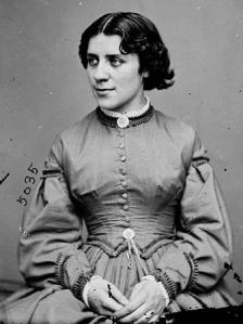 Anna E. Dickinson (between 1855 and 1865]), Library of Congress
