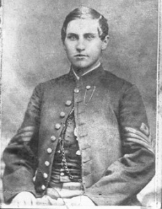 Lt. John S. Drenan, 11th Regiment, courtesy Vermont Historical Society