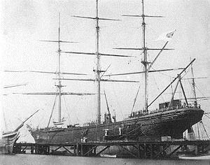 CSS Shenandoah. Click on image for larger picture.