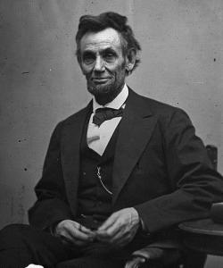 Abraham Lincoln, February 5, 1865, Alexander Gardner, Library of Congress