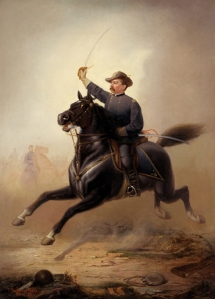 Thomas Read's painting of Sheridan's horse, Winchester, 1871