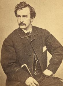 John Wilkes Booth, Library of Congress, 1865