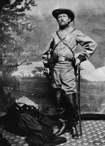 Confederate Colonel John S. Mosby