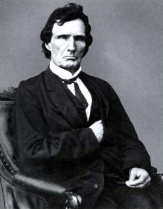 Senator Thaddeus Stevens, 1860s, by Mathew Brady, courtesy Library of Congress