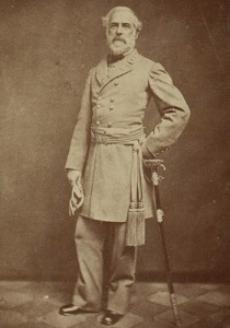 General Robert E. Lee, around 1864, courtesy Library of Congress